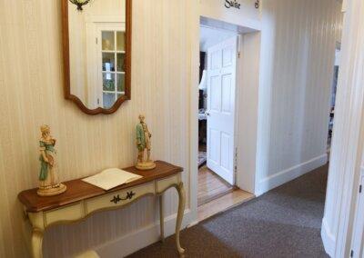 casselman historic inn hallway