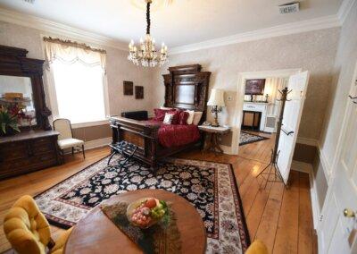 dorsey suite historic bed and breakfast