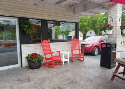 fresh food restaurants in deep creek lake md