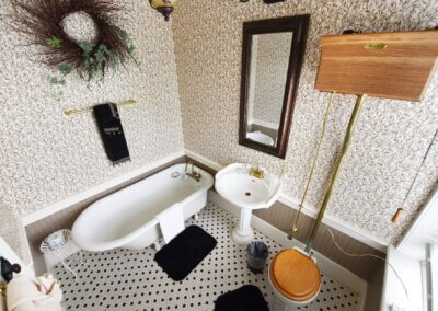historic bed and breakfast near cumberland maryland