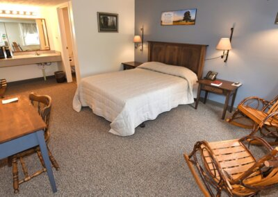 remodeled cheap hotel in western maryland